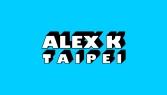 Alex Kunz Taipei Logo