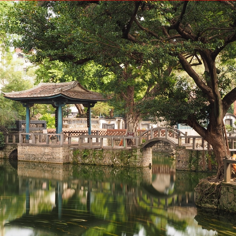 The Lin Family Mansion And Garden In Banqiao, New Taipei
